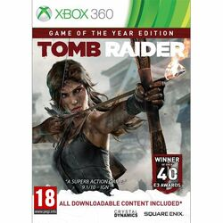 Tomb Raider (Game of the Year Edition) na progamingshop.sk