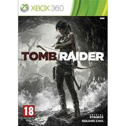 Tomb Raider- XBOX 360- BAZÁR (použitý tovar) na progamingshop.sk