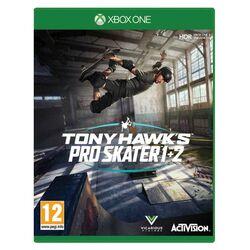 Tony Hawk's Pro Skater 1+2 [XBOX ONE] - BAZÁR (použitý tovar) na progamingshop.sk