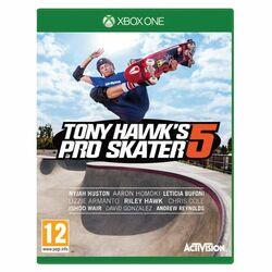 Tony Hawk's Pro Skater 5 na pgs.sk