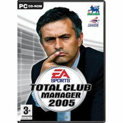 Total Club Manager 2005 na progamingshop.sk