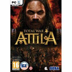 Total War: Attila CZ na progamingshop.sk