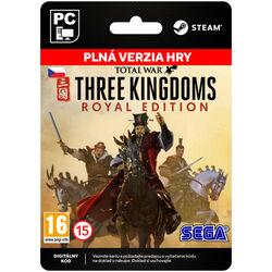 Total War: Three Kingdoms CZ (Royal Edition) [Steam] na progamingshop.sk