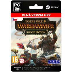 Total War: Warhammer (Savage Edition) [Steam] na progamingshop.sk