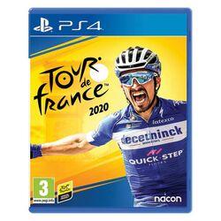 Tour de France 2020 [PS4] - BAZÁR (použitý tovar) na progamingshop.sk