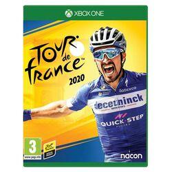 Tour de France 2020 [XBOX ONE] - BAZÁR (použitý tovar) na progamingshop.sk