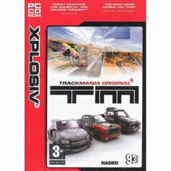 TrackMania Original na progamingshop.sk