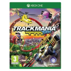 Trackmania Turbo  na progamingshop.sk