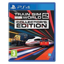 Train Sim World 2 (Collector's Edition) [PS4] - BAZÁR (použitý tovar) na progamingshop.sk
