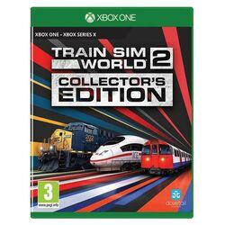 Train Sim World 2 (Collector's Edition) [XBOX ONE] - BAZÁR (použitý tovar) na progamingshop.sk