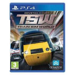 Train Sim World [PS4] - BAZÁR (použitý tovar) na progamingshop.sk