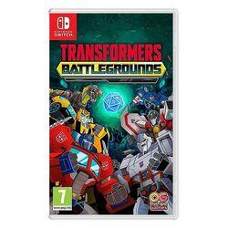 Transformers: Battlegrounds [NSW] - BAZÁR (použitý tovar) na progamingshop.sk