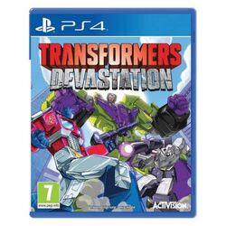Transformers: Devastation na progamingshop.sk