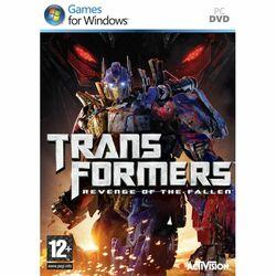 Transformers: Revenge of the Fallen na pgs.sk