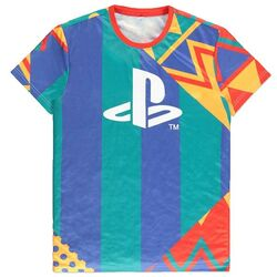 Tričko PlayStation AOP S na progamingshop.sk