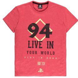 Tričko PlayStation Since 94 XL na progamingshop.sk