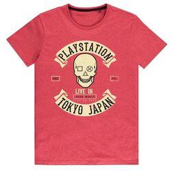 Tričko PlayStation Tokyo M na progamingshop.sk