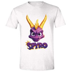 Tričko Spyro Face Logo S na pgs.sk