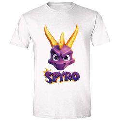 Tričko Spyro Face Logo S na progamingshop.sk