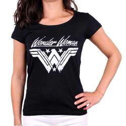Tričko Wonder Woman Movie Grunge Women Black S na progamingshop.sk