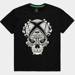 Tričko Xbox Skull 2XL na progamingshop.sk