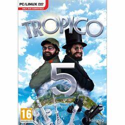 Tropico 5 na progamingshop.sk