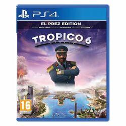 Tropico 6 (El Prez Edition) [PS4] - BAZÁR (použitý tovar) na progamingshop.sk