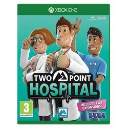 Two Point Hospital [XBOX ONE] - BAZÁR (použitý tovar) na progamingshop.sk