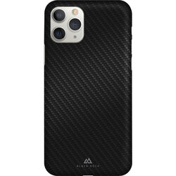 Ultratenké púzdro Black Rock Iced pre Apple iPhone 11 Pro, Flex Carbon Black na pgs.sk
