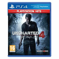 Uncharted 4: A Thief's End CZ na progamingshop.sk