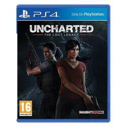 Uncharted: The Lost Legacy [PS4] - BAZÁR (použitý tovar) na progamingshop.sk