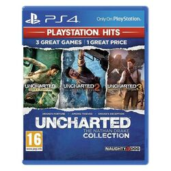 Uncharted: The Nathan Drake Collection CZ na progamingshop.sk