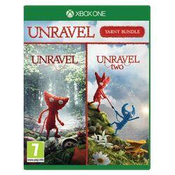 Unravel (Yarny Bundle) [XBOX ONE] - BAZÁR (použitý tovar) na progamingshop.sk