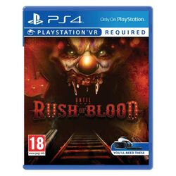 Until Dawn: Rush of Blood na pgs.sk