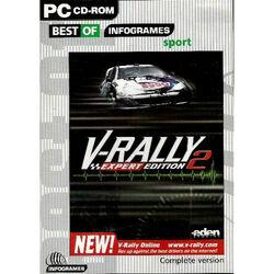 V-Rally 2 Expert Edition (Best of Infogrames) na progamingshop.sk