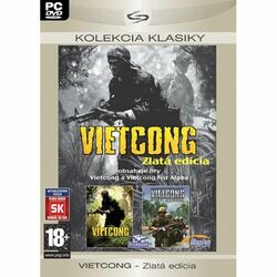 Vietcong Zlatá edícia CZ (Kolekcia Klasiky) na progamingshop.sk