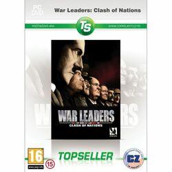 War Leaders: Clash of Nations CZ na progamingshop.sk