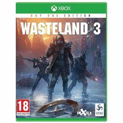 Wasteland 3 (Day One Edition) [XBOX ONE] - BAZÁR (použitý tovar) na progamingshop.sk
