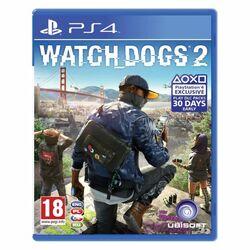 Watch_Dogs 2 CZ [PS4] - BAZÁR (použitý tovar) na progamingshop.sk