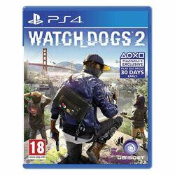 Watch_Dogs 2 [PS4] - BAZÁR (použitý tovar) na progamingshop.sk