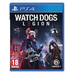 Watch Dogs: Legion [PS4] - BAZÁR (použitý tovar) na progamingshop.sk