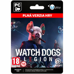 Watch Dogs: Legion [Uplay] na progamingshop.sk