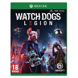Watch Dogs: Legion [XBOX ONE] - BAZÁR (použitý tovar) na progamingshop.sk