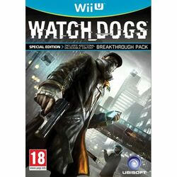 Watch_Dogs (Special Edition) na progamingshop.sk