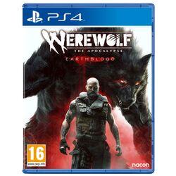 Werewolf: The Apocalypse - Earthblood [PS4] - BAZÁR (použitý tovar) na progamingshop.sk