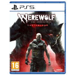 Werewolf: The Apocalypse - Earthblood [PS5] - BAZÁR (použitý tovar) na progamingshop.sk