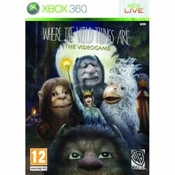 Where the Wild Things Are: The Videogame na progamingshop.sk