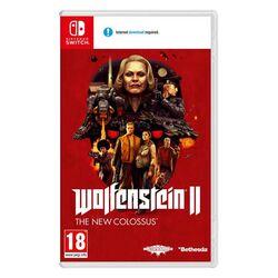 Wolfenstein 2: The New Colossus [NSW] - BAZÁR (použitý tovar) na progamingshop.sk