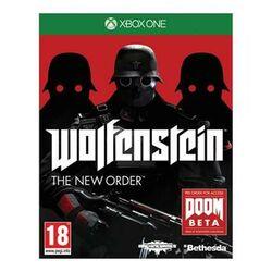 Wolfenstein: The New Order [XBOX ONE] - BAZÁR (použitý tovar) na progamingshop.sk
