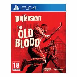 Wolfenstein: The Old Blood [PS4] - BAZÁR (použitý tovar) na progamingshop.sk